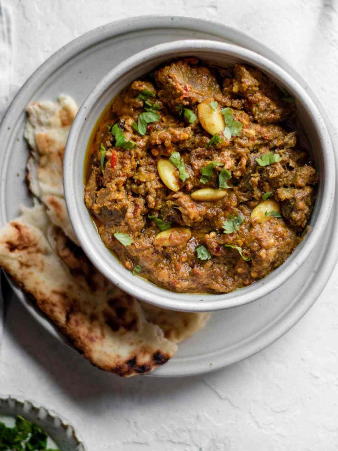 Easy Instant Pot Pakistani Beef Curry (Stew) - Tea for ...