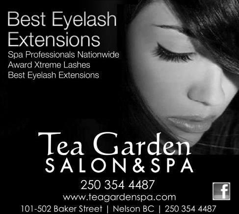 Tea Garden salon and spa massage therapy hair skin threading aveda
