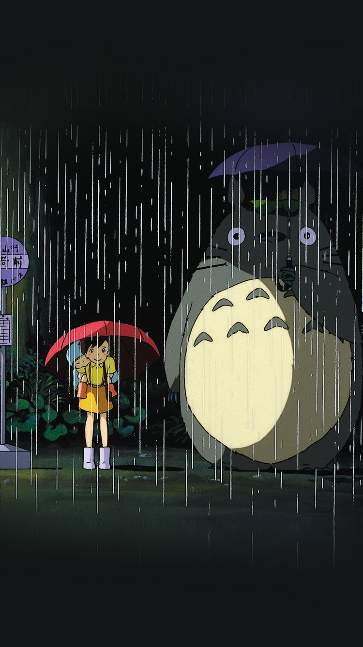 Aesthetic Anime Wallpapers Iphone 750x1334 Wallpaper Teahub Io