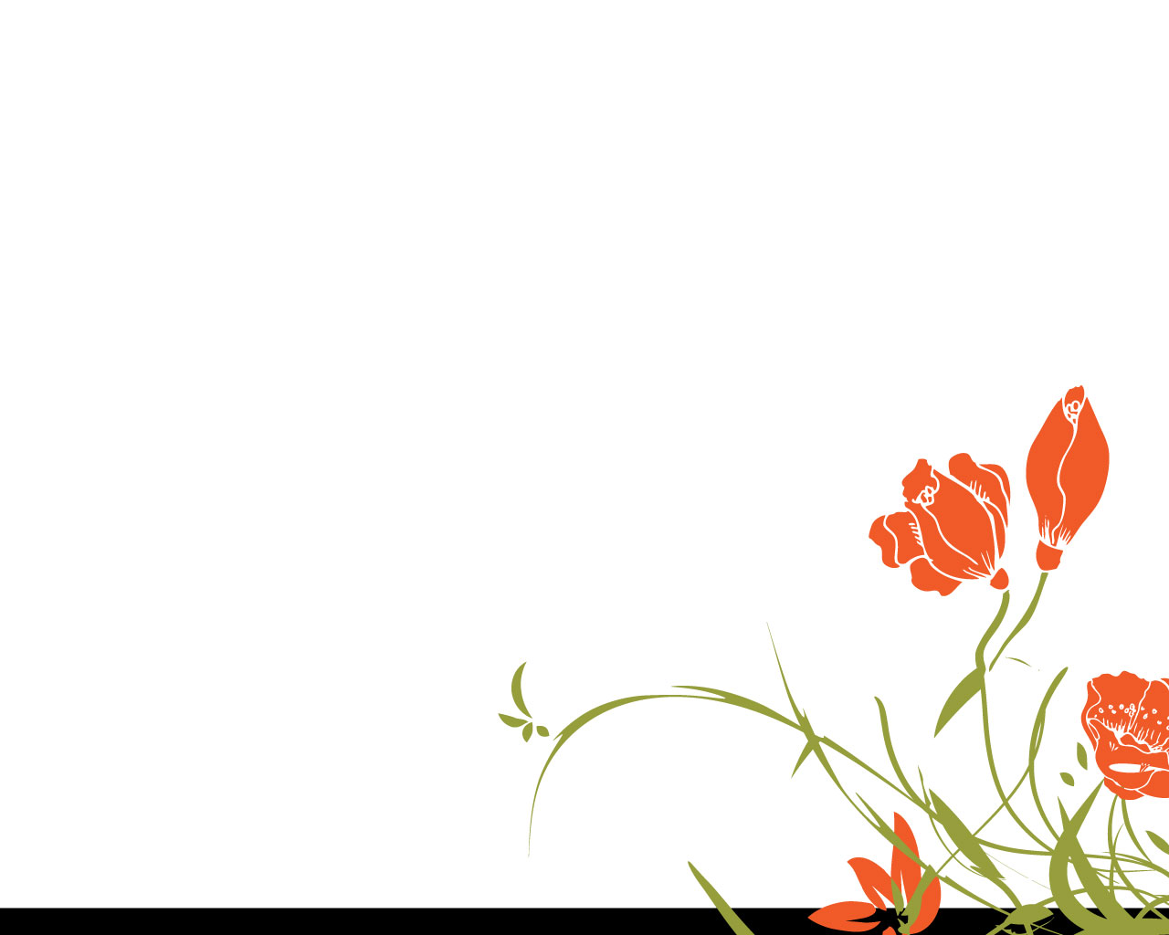 Star Floral Design For Powerpoint Backgrounds Background Bunga High Resolution 1280x1024 Wallpaper Teahub Io