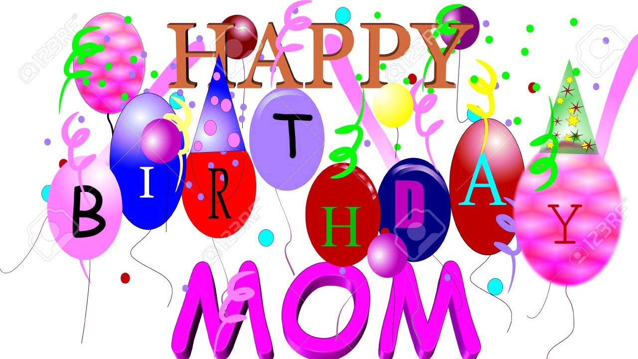 Happy Birthday Mama Clipart Clip Art Free Download Birthday Wish To Mom In Punjabi 1280x720 Wallpaper Teahub Io