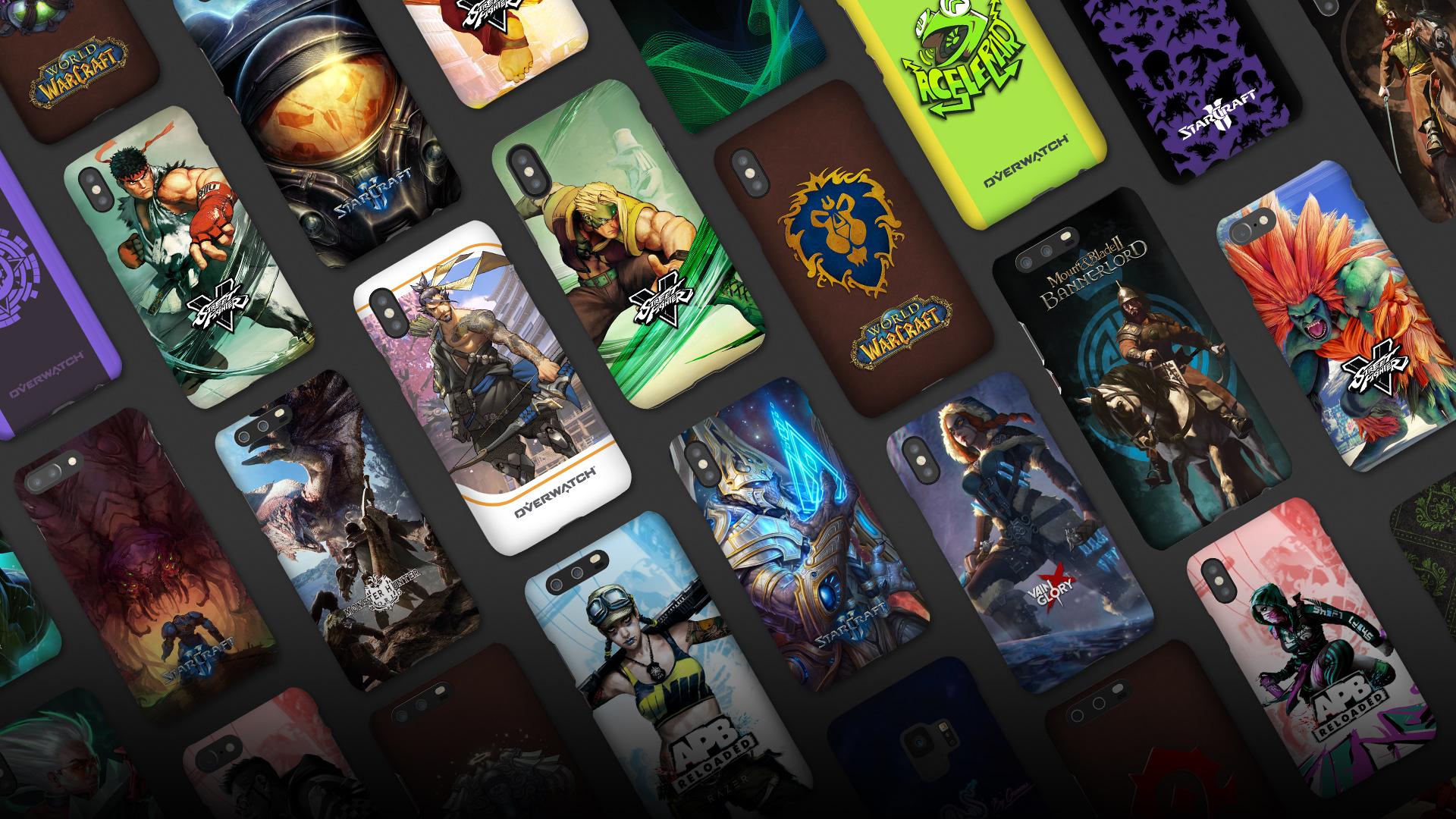 Razer Custom Phone Cases 1920x1080 Wallpaper Teahub Io