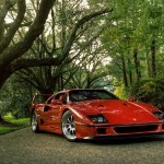 Ferrari F40 Wallpapers Oqq655f 1024x768 Wallpaper Teahub Io