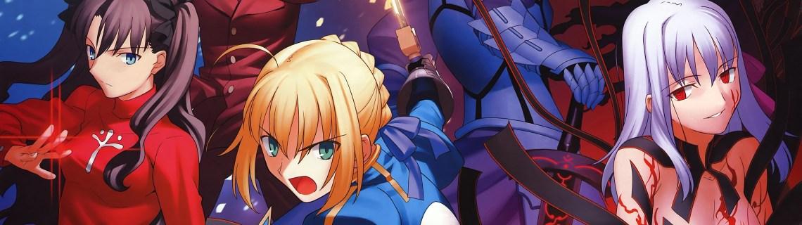 Dual Monitor Anime Fate Wallpaper 2 Monitor 3840x1080 Wallpaper Teahub Io