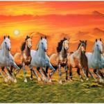 Running Horses With Frame 1820x1220 Wallpaper Teahub Io