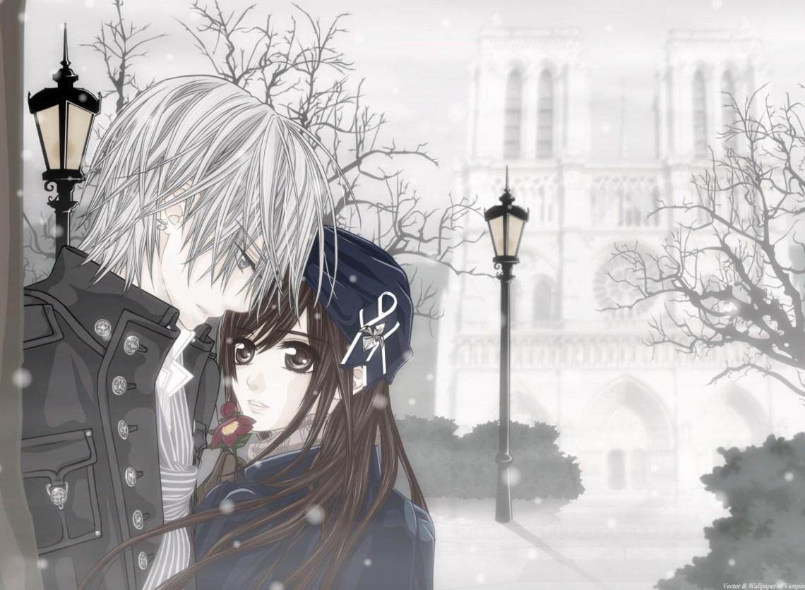 Cute Anime Couple Backgrounds 1920x1408 Wallpaper Teahub Io
