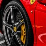 Red Supercar Ferrari Wheel Wallpaper Ferrari Wallpaper 4k Iphone X 1125x2436 Wallpaper Teahub Io