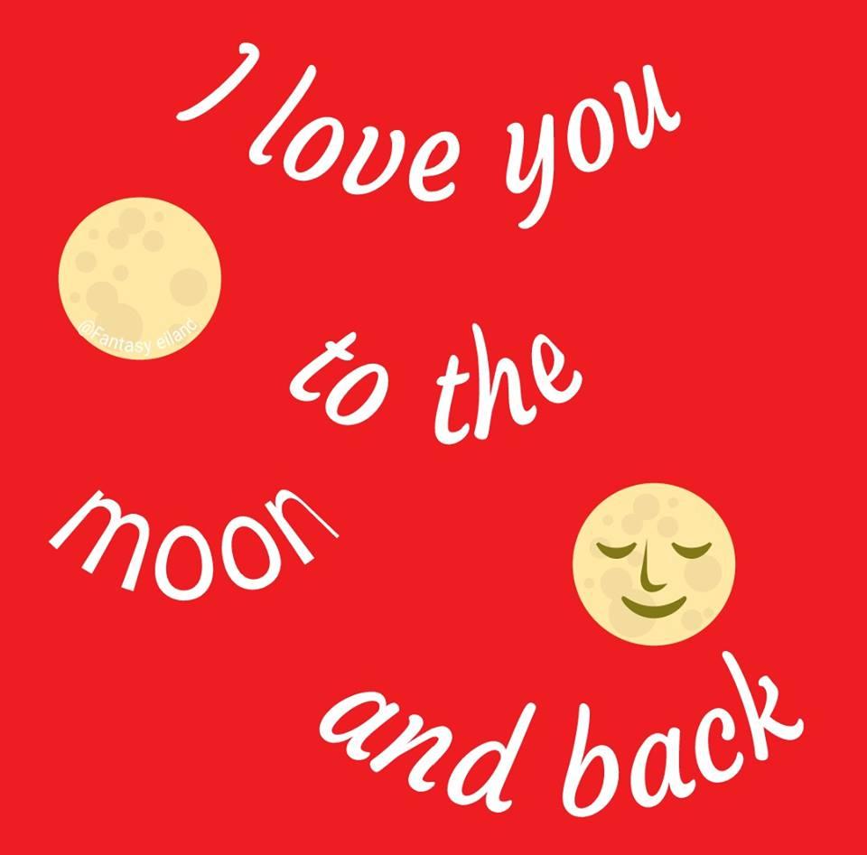 I Love You To The Moon And Kata Pujian Untuk Suami Tercinta 960x947 Wallpaper Teahub Io