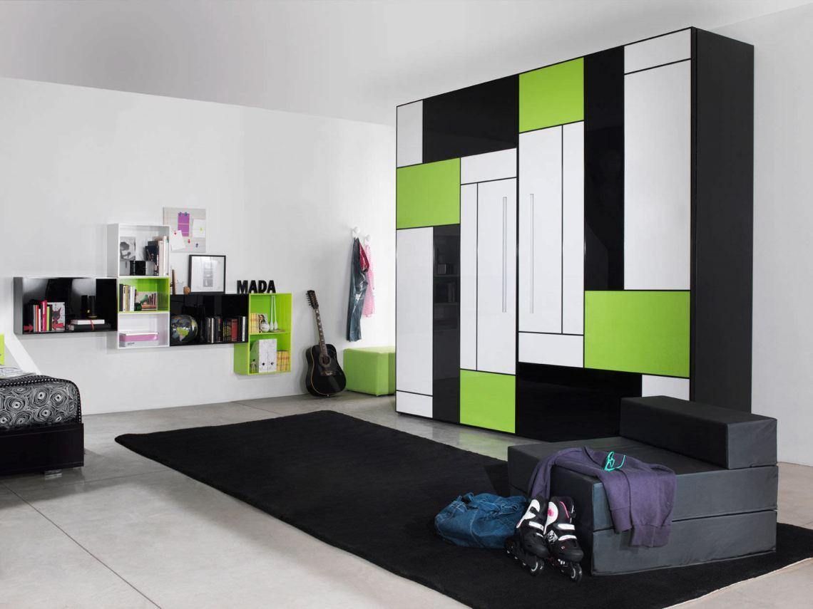 Boys Bedroom Wardrobe Design 1680x1260 Wallpaper Teahub Io