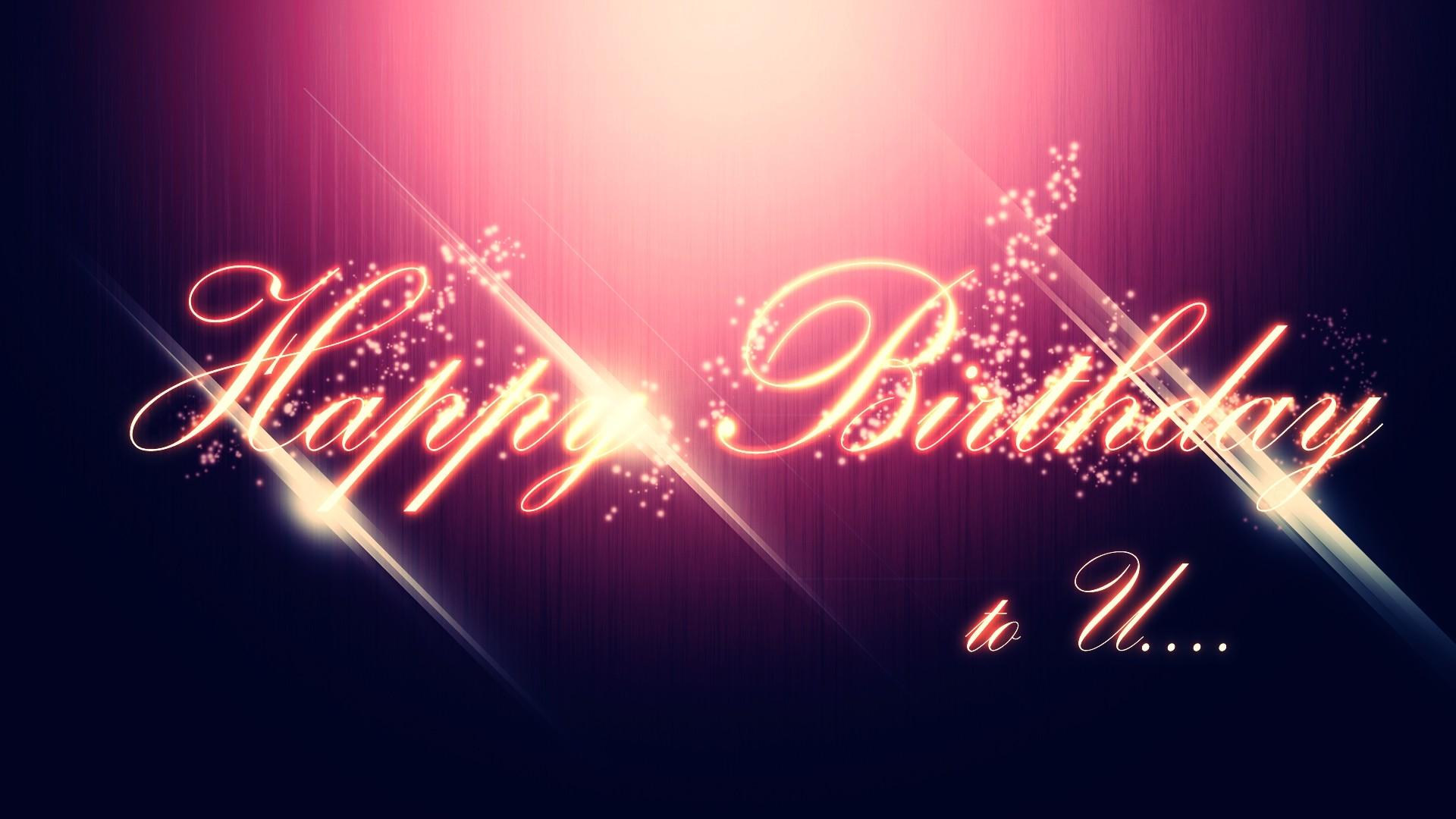 Happy Birthday Live Wallpapers Happy Birthday Wallpaper Animated Happy Birthday Images Hd 1920x1080 Wallpaper Teahub Io