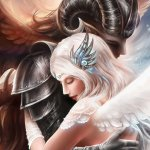 Free Download Fantasy Love Couple Wallpaper Id Light And Dark Fantasy 1920x1200 Wallpaper Teahub Io