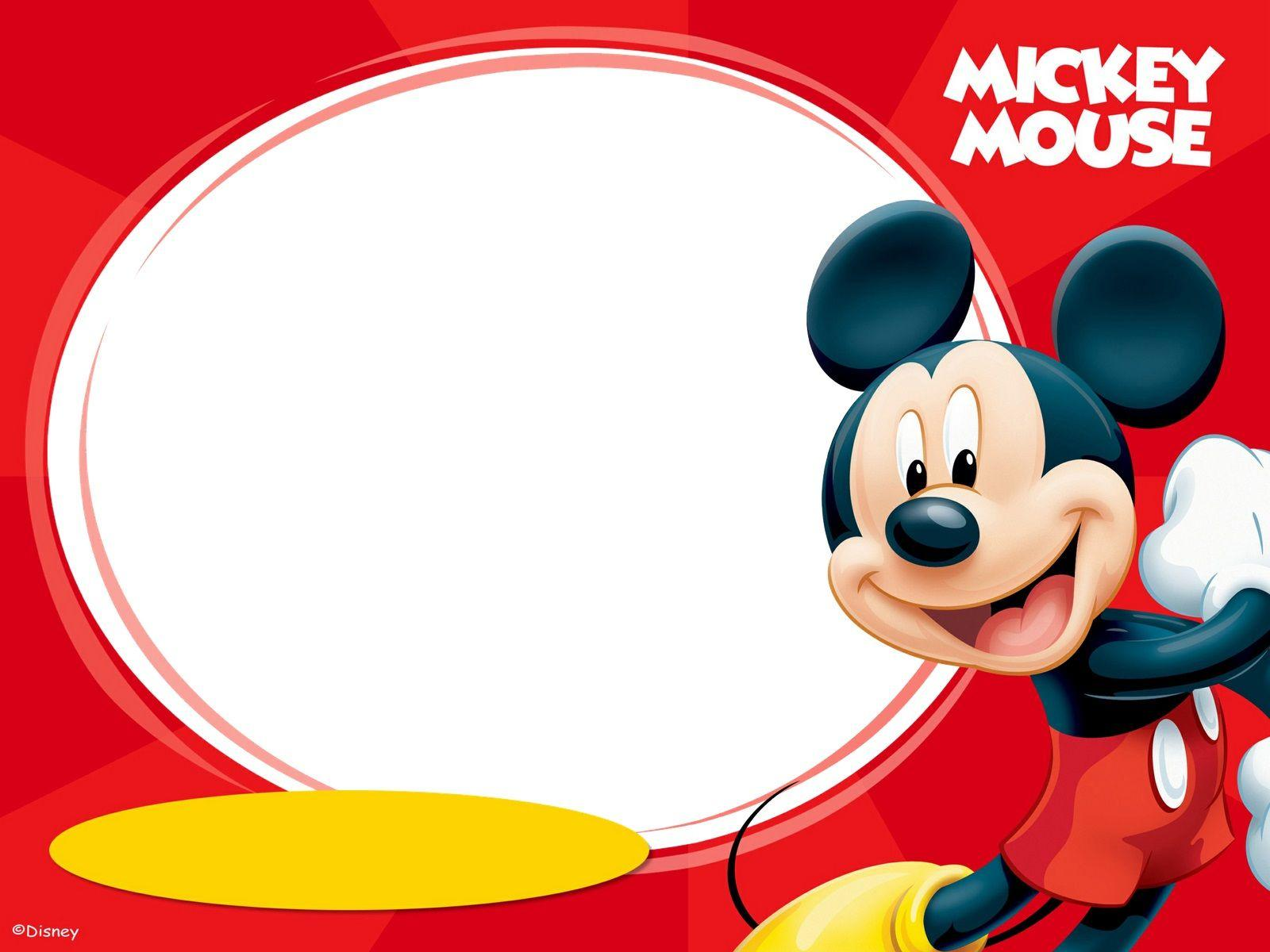 Mickey Mouse Wallpaper Backgrounds Mickey Mouse Birthday Background 1600x1200 Wallpaper Teahub Io