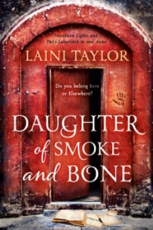 Review: Daughter of Smoke & Bone, Laini Taylor