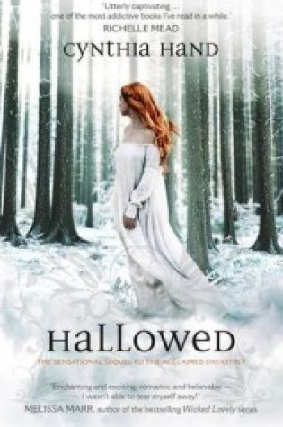 Review: Hallowed, Cynthia Hand