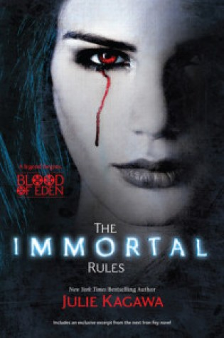Review: The Immortal Rules, Julie Kagawa