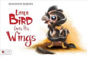 Little bird gets his wings