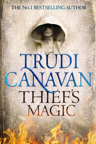 Review: Thief's Magic, Trudi Canavan