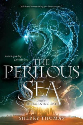 Review: The Perilous Sea, Sherry Thomas