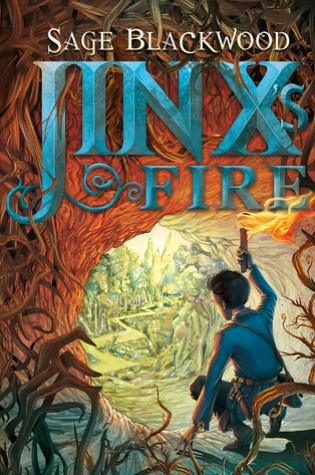 Review: Jinx's Fire, Sage Blackwood