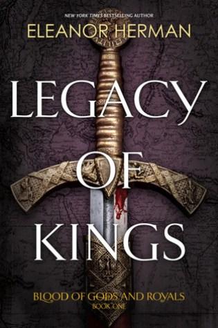 Review: Legacy of Kings, Eleanor Herman