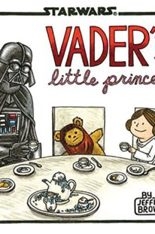 Review: Vader's Little Princess, Jeffrey Brown