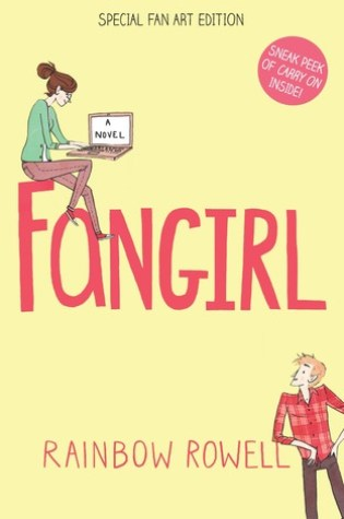Review: Fangirl, Rainbow Rowell