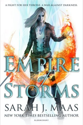 Review: Empire of Storms, Sarah J Maas