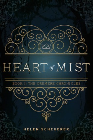 Review: Heart of Mist, Helen Scheuerer