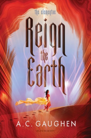 Review: Reign the Earth, AC Gaughen