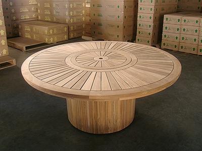 Pindi Round Dining Table 180cm