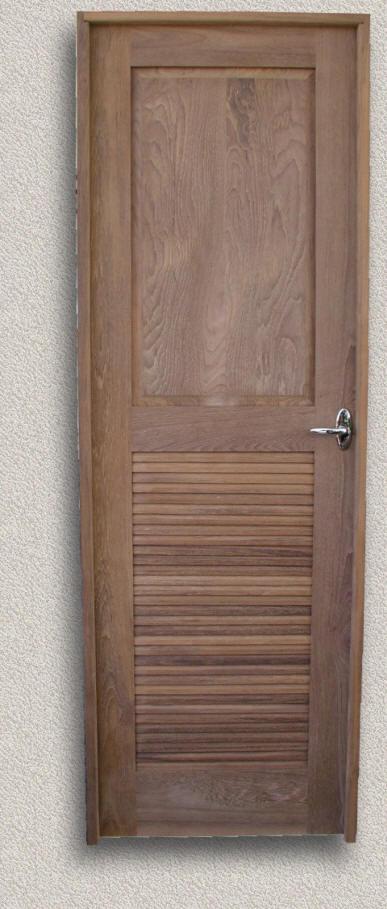 Doors Interior Custom Teak Marine Woodwork