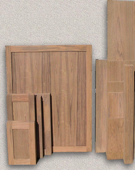 Inset Cabinet Door Construction