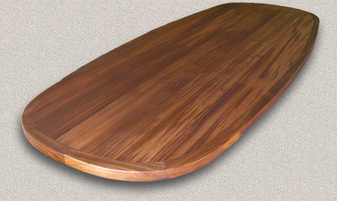 Unfinished Wood Pedestal Table Base