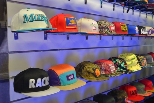 official rack. in store