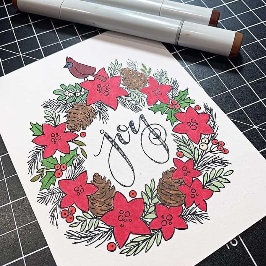 January 2019 Merry Little Christmas Challenge