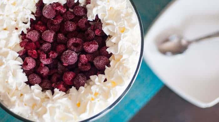 Raspberry-Cheesecake-Dessert-Salad