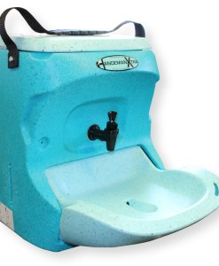 Handeman Xtra portable hand wash unit by TEAL