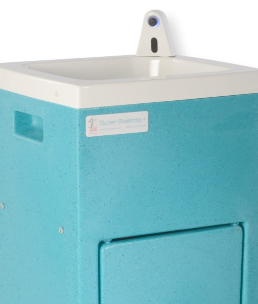 Super Stallette mobile sinks for hand washing1