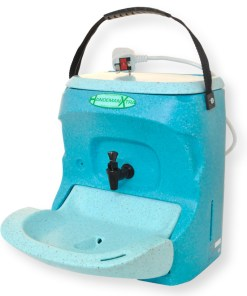 Handeman Xtra mobile sink mains powered 1