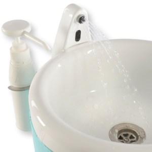 Hygienius Prowash mobile hand wash basins1