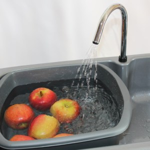 BigSynk hand and arm washing portable sink 6