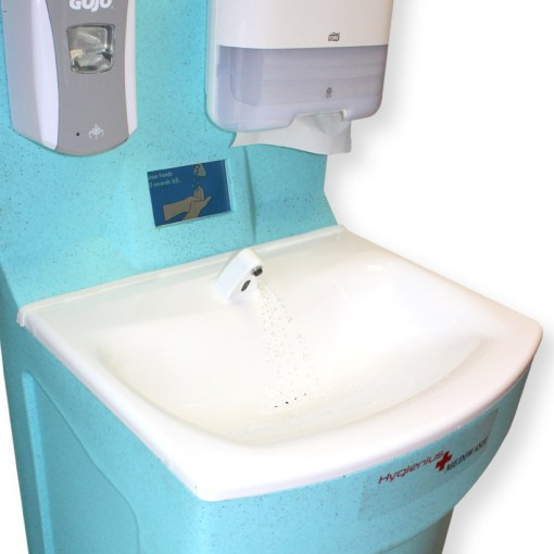 New MediWash portable hand washing for hospitals 2