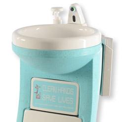 Hygienius ProWash portable sinks