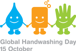 Global Handwashing Day October 15th