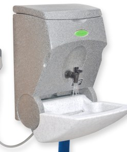 Tealwash electrical powered hand wash unit