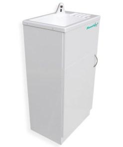 The HandSpa handwash unit needs no plumbing