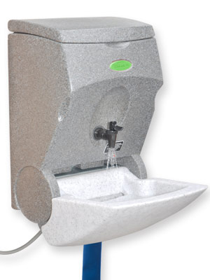 TEALwash sink for caterers