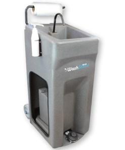 The WashStand Xtra mobile handwash units