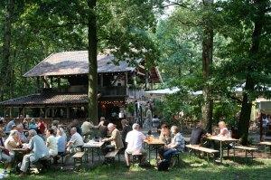 Waldkater Biergarten