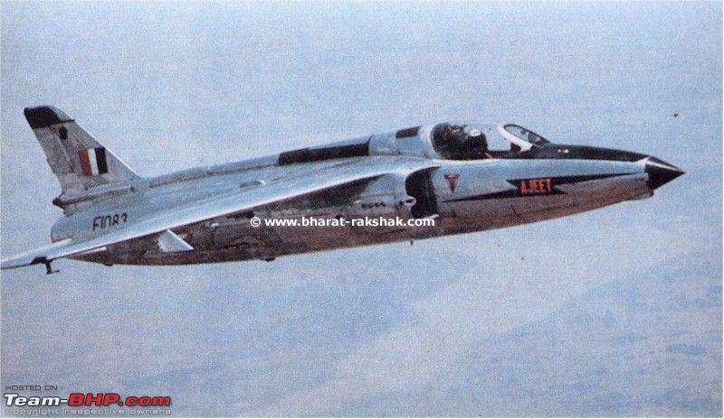 Name:  D23 Ajeet prototype in flight 1975 BR.jpg Views: 8036 Size:  69.3 KB
